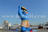 Historieta de tierra del gorila de la promoción de encargo inflable para la venta K2083
