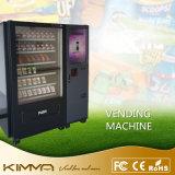 Máquina de Vending do quarto da ruptura com as 9 colunas operadas por Mdb