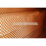Almofada refrigerando usada na roupa que faz a fábrica de matéria têxtil da fábrica a oficina de borracha da fábrica