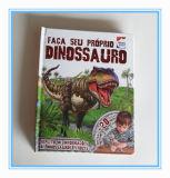 Livre de panneau de puzzle d'impression d'enfants