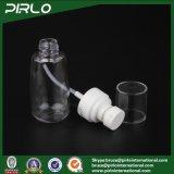 l'imballaggio cosmetico di corsa 60ml imbottiglia la bottiglia di plastica riutilizzabile dello spruzzo di prezzi all'ingrosso con la bottiglia fine della plastica dello spruzzatore 30ml della foschia