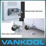 Do quarto ereto do controle de umidade 115W do consumo das baixas energias do assoalho refrigerador de ar evaporativo portátil com água