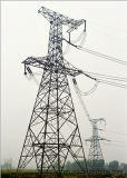 Стальная электрическая башня линии электропередач передачи
