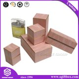 Impreso cartón cosmético perfume papel regalo embalaje joyero