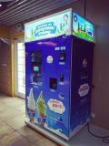 ベストセラーの自動ソフトクリームの自動販売機または販売のアイスクリーム機械Tk688 3味