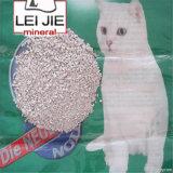 Litière du chat de groupement rapide en gros de bentonite