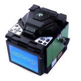 Machine de épissure T-208h de câble à fibres optiques de Skycom