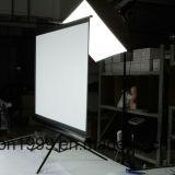 """70 """" X70 """" het Scherm van de Projector van de Tribune van de Driepoot 10 Jaar van Manufactruer"""