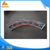 Braguero triangular del círculo de la demostración de aluminio elegante del servicio de OEM/ODM