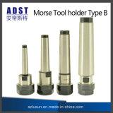 CNC 기계 모스 B 콜릿 물림쇠 공구 홀더 맷돌로 가는 물림쇠