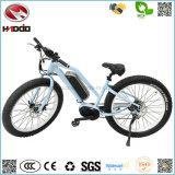 250W bicicleta de la batería de litio del freno de disco del motor del neumático de 26 pulgadas MEDIADOS DE de la E-Bici eléctrica gorda de la montaña