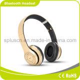 Auscultadores sem fio de Bluetooth do Headband superior, sobre auriculares de Bluetooth da orelha
