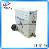 Venta caliente 9kw generador de vapor portátil para sala de sauna de vapor