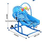 Oscillazione registrabile multifunzionale piegante della greppia del bambino