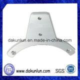 Изготовление частей машинного оборудования CNC точности OEM центральное