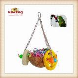 Естественные деревянные игрушки птицы гнездя птицы/Luffa Toys (KBB007)