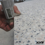Folha de superfície contínua de pedra artificial do material de construção