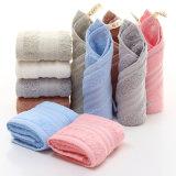 昇進のホテル/ホーム綿の浴室/手の表面タオル