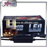 최고 밝은 4개의 옆 옥수수 속 LED 칩 LED 차 헤드라이트 램프, Toyota 차, H1, H4, H7, H11, H3, 9005 의 9006 기본 모델을%s 차 LED 헤드라이트