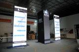 Изготовленный на заказ будочка строения стойки системы торговой выставки алюминиевая