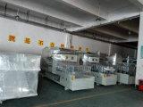 Machine d'emballage décorative de travail du bois de meubles chauds de fonte de profil de Pur