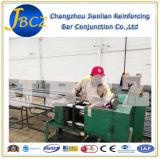 Máquina trastornada aprobada Ce de la cuerda de rosca del paralelo de la forja del material de construcción
