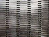 SUS 304 het Nederlandse Netwerk van de Draad van het Roestvrij staal van het Weefsel