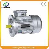 氏7.5HP/CV 5.5kw 3600rpmのアルミニウムボディAC電動機