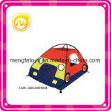 أطفال حافلة مزح خيمة جديات يلعب حافلة [تيب] خيمة