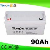 Batteries de gel de la batterie d'acide de plomb 12V 120ah VRLA de capacité totale