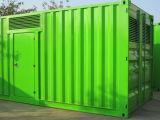 Groupe électrogène silencieux de biogaz/biogaz silencieux Genset du biogaz Genset/Cummins
