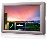"""Monitor de 7 """"para montaje en cámara con entrada Sdi / HDMI"""