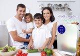Générateur domestique de l'ozone de corona pour des légumes de nettoyage portatifs