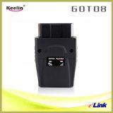 Le traqueur prêt à l'emploi de véhicule d'OBD-II GPS Facile-à-Installent (got08)