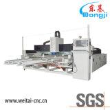 모양 유리제 탁상용을%s 수평한 CNC 유리제 테두리 그리고 닦는 기계