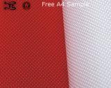 600d impermeabilizan la tela cubierta PU polivinílica de Oxford para la tienda