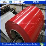 La bobina d'acciaio galvanizzata tuffata calda di alta qualità PPGI laminato a freddo la bobina d'acciaio