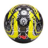 個人化された黒いサッカーボールの工場直売