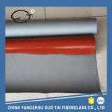 Tecido de fibra de vidro revestido de silicone de um lado de alta qualidade (tecido)
