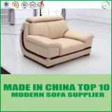 Sofá de couro moderno da alta qualidade de Lizz para a HOME