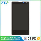 Черный экран касания LCD для индикации 1020 Nokia Lumia LCD