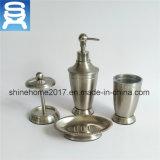 Vaso de cristal cromado mesa del cuarto de baño de la alta calidad