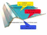 Azulejo de azotea ligero del trapezoide de la instalación UPVC de /Easy