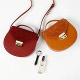 Trendy Dames doen Handtas van de Vrouwen van de Stijl van het ontwerp van de Zak van het Leer Crossbody de Nieuwe in zakken