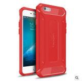 Caisse d'armure de Sgp de PC de TPU pour l'iPhone 7 plus 6