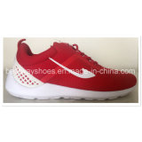 Quatro Cor Novo Design Casual Sports Running Athletic Shoes Sneaker