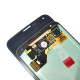De originele LCD Vertoning van het Scherm voor de Hoogste Manier van Samsung S5 I9600 S6 LCD