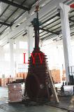 De roestvrij staal Van een flens voorzien Klep van de Poort met Flexibele Wig voor Benzinestation