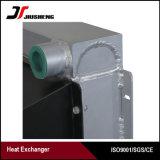Refrigerador de petróleo hidráulico de alumínio soldado da aleta da placa