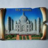 Ímã de Ímã de Polyresin indiano 3D personalizado para Deco